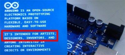 Arduino for everyone